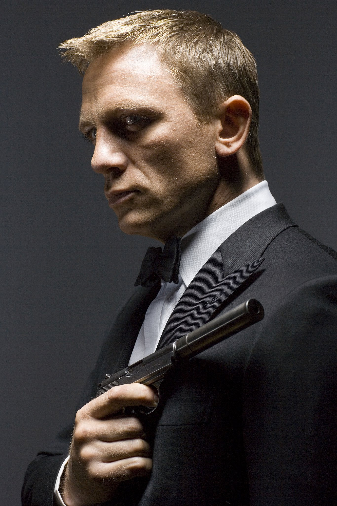 James Bond - Daniel Craig - (2006-2015)