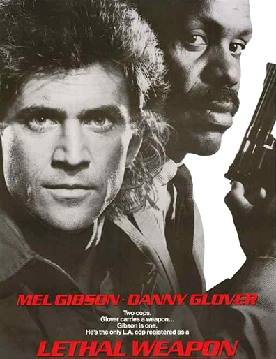Lethal weapon plakat
