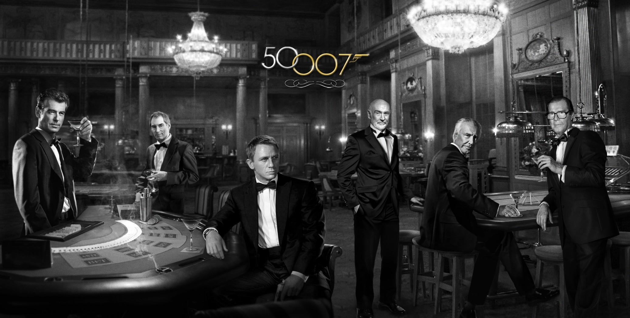Všichni Agenti 007