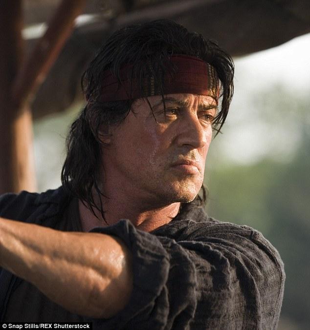 Sly Rambo 4 2008