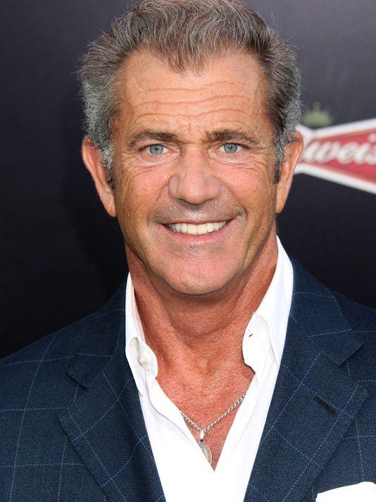Mel Gibson 2014