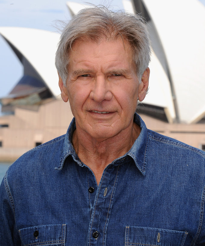 Harrison Ford Jeans Shirt