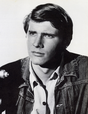 Harrison very young