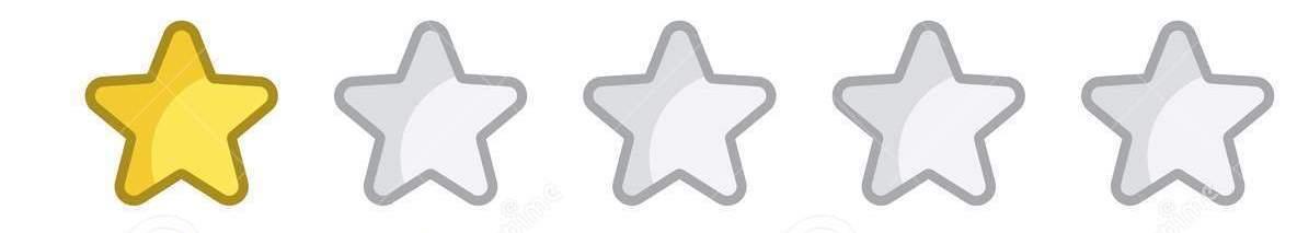 1 hvezda