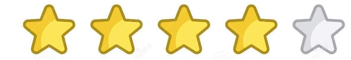 4 hvezdy