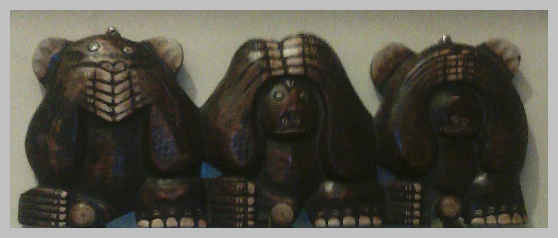 Tři opice