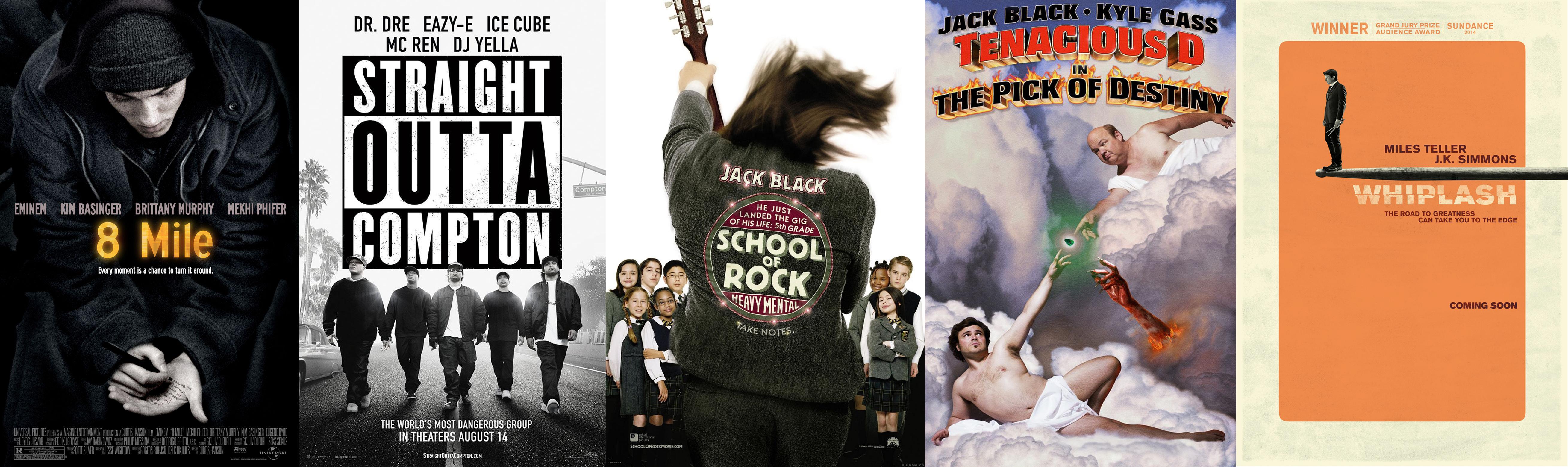 Hudební filmy