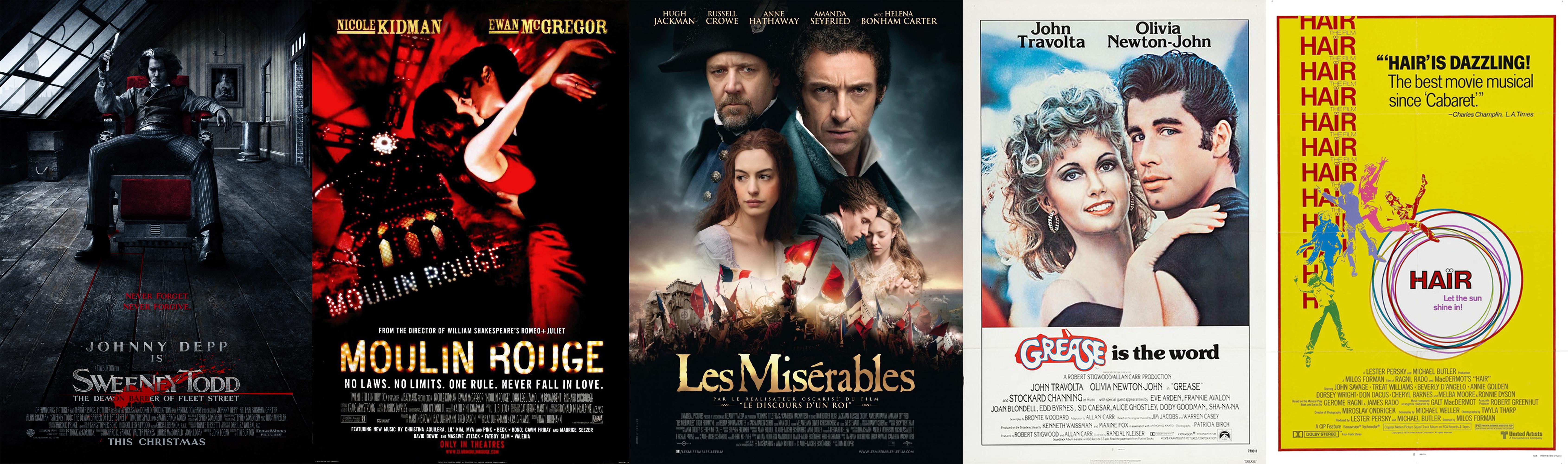 Muzikální filmy