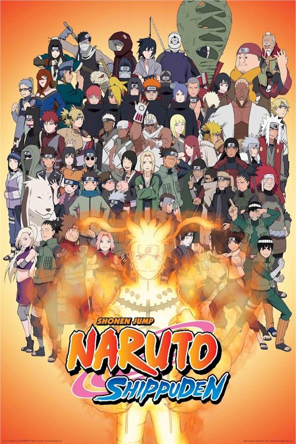 Jsem velkým fanatikem této série a četl jsem i mangu.