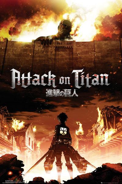 Attack on Titan/Útok na obry