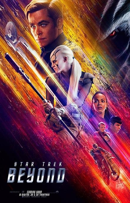 Star Trek: Do neznáma (2016)