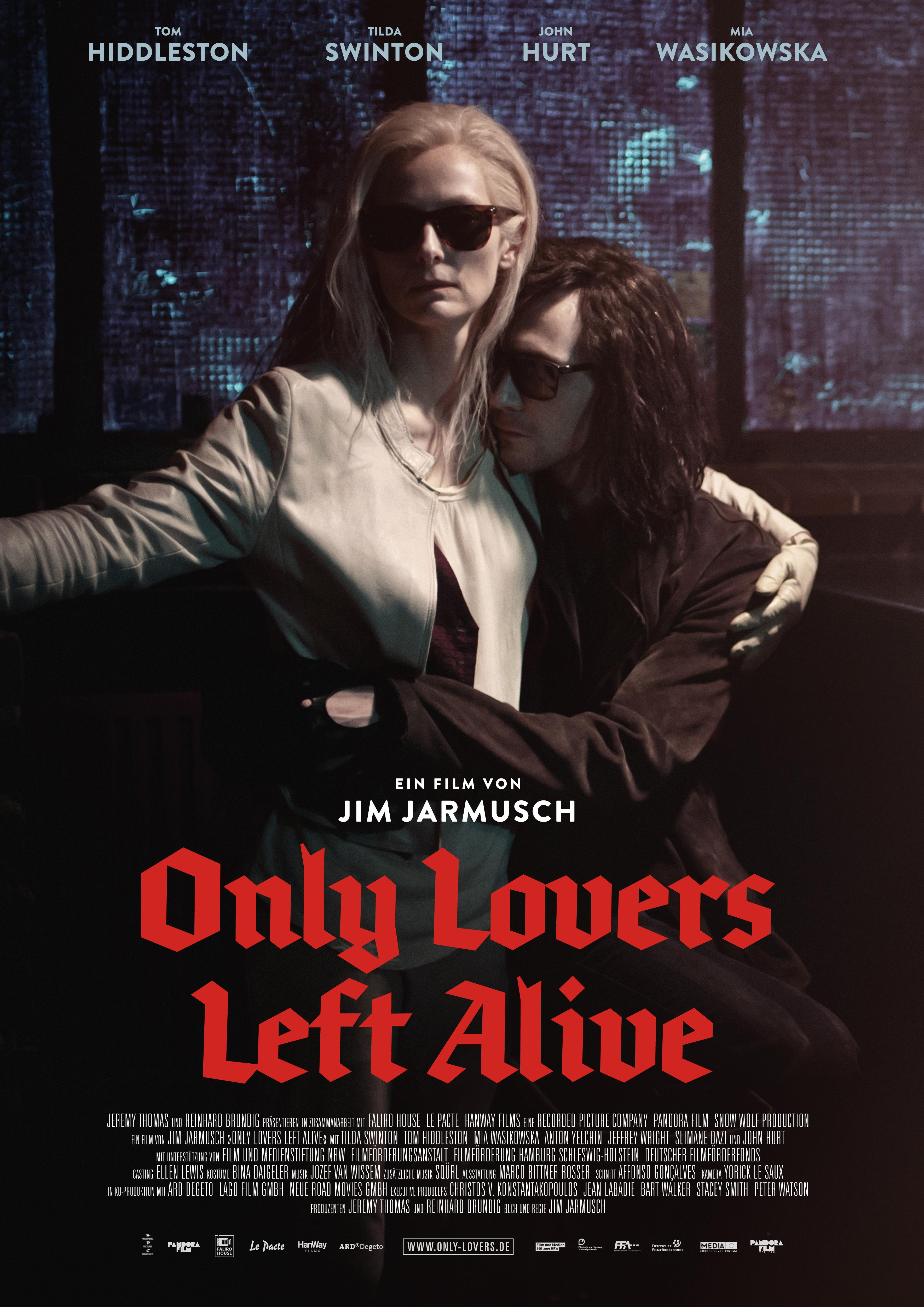 Přežíjí jen milenci (2013)