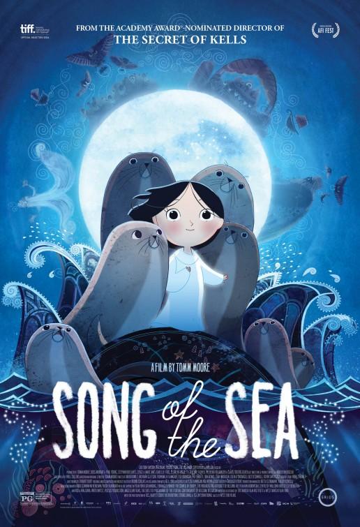 Píseň moře (2014)