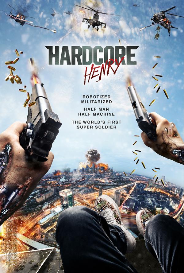 Hardcore Hanry