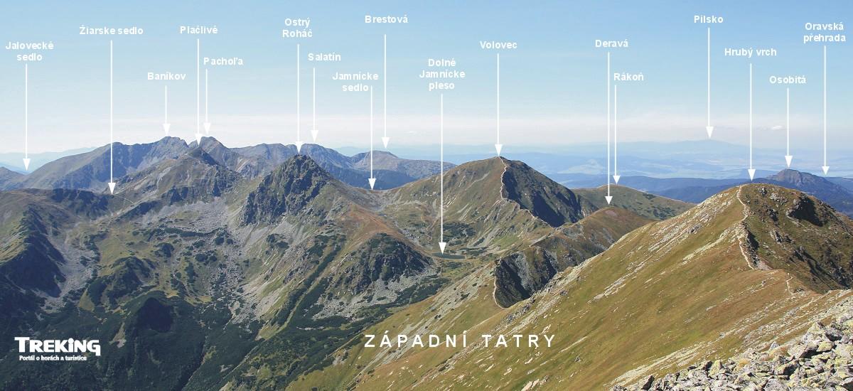 Roháče - moje nejmilejší hory