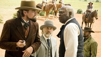 2012 - Nespoutaný Django - Och, jak nemusím od Tarantina Pulp Fiction, tak jeho novější filmy jsou jiná liga. Herci, rejža, hudba, nic z toho nemá chybu!