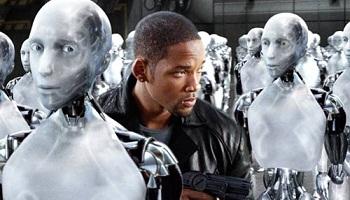 2004 - Já, robot - Dost možná jedno z nejpovedenějších sci-fi jaké jsem kdy viděl. Nemusí se nutně jednat o megalomanskou věc ve smyslu přestřelek, obrovských výbuchů a podobně (i když tyhle prvky obsahuje) aby se jednalo o skvělé sci-fi, viz. Ex Machina.