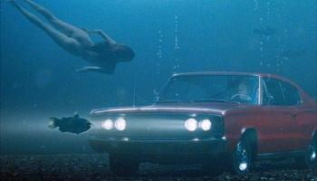 2003 - Velká ryba - Tenhle film je jako krájení cibule. Celou dobu se proti svým biologickým mechanismům snažíte zabránit pláči a nakonec... brečíte jak malá děvka. Stýská se mi po tomhle Burtonovi.