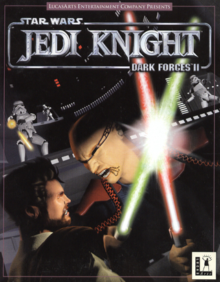 Star Wars Dark Force 2 Jedi Knight