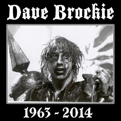Jedna z mých největších životních inspirací. RIP Dave Brockie (Oderus Urungus)1963-2014