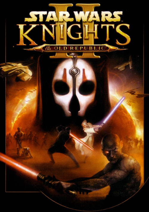 Star Wars Knights the old republic 2 The Sith Lords
