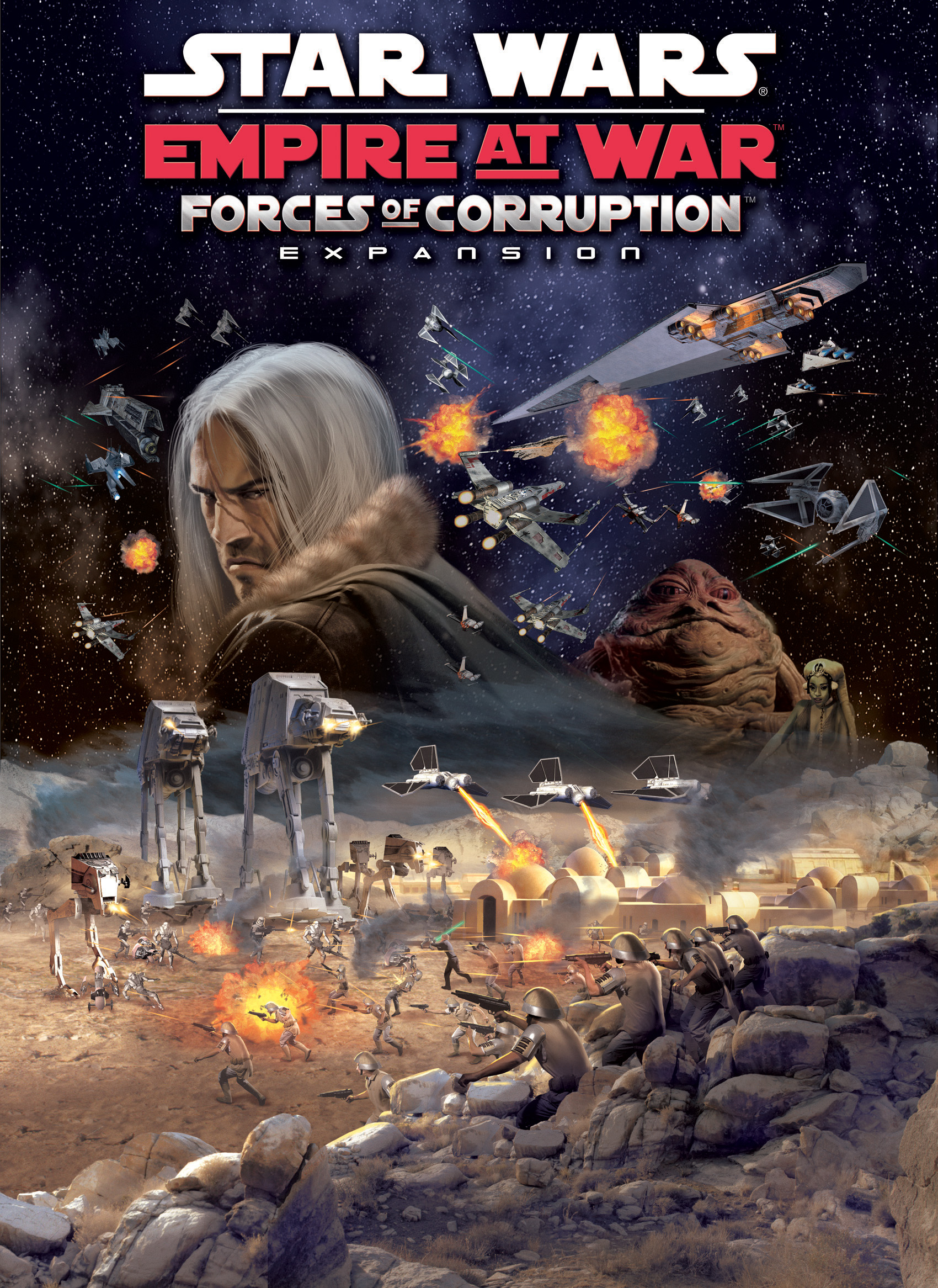 Star Wars Empire at War Force of Corruption