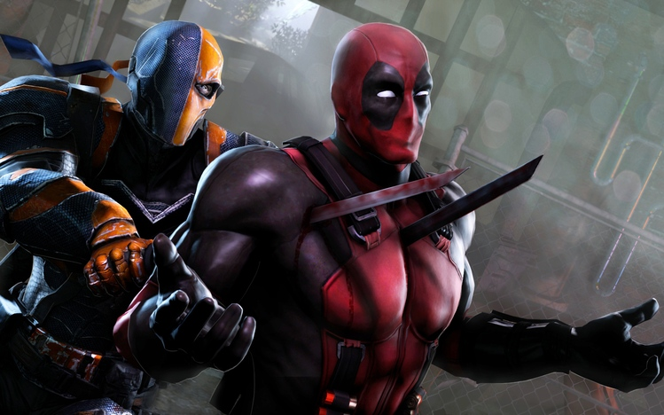 Deadstroke And Deadpool