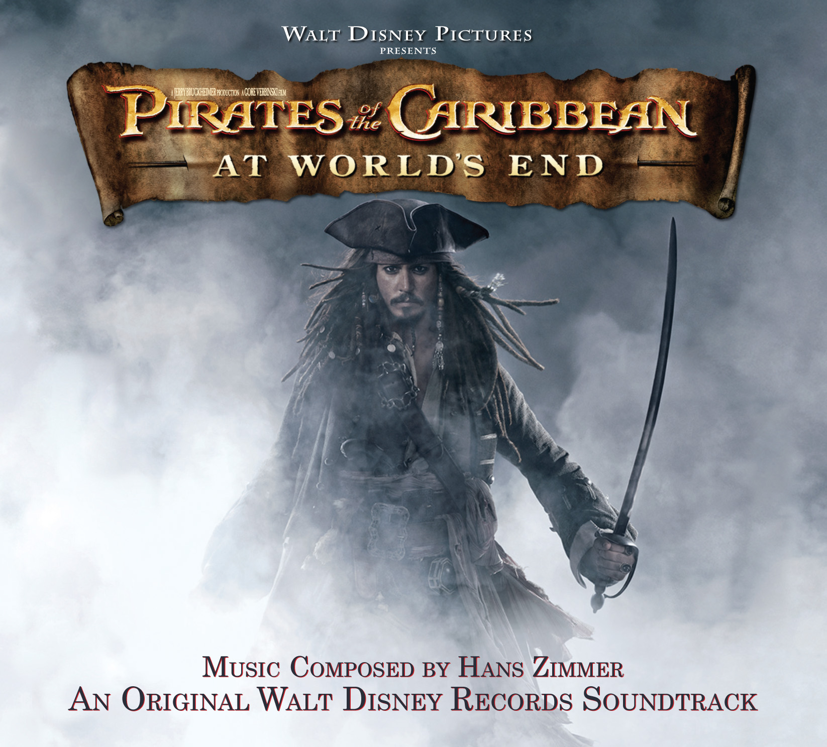Pirates of Caribbean: At the worlds end