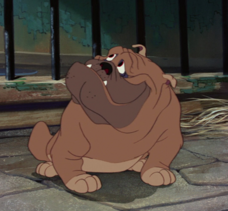 Lady a Tramp (1955) 2