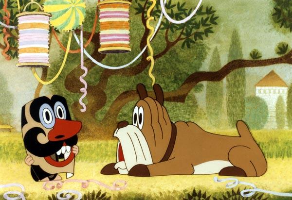 Krtek a karneval (1976) 2