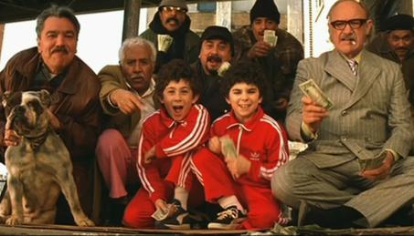 Taková zvláštní rodinka (2001) 2