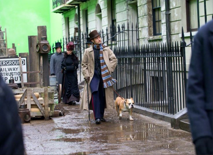 Sherlock Holmes: Hra stínů (2011) 1