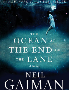 Neil Gaiman - Oceán na konci ulice