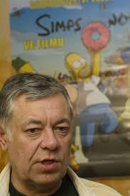 Vlastimil Zavřel (aka Homer Simpson)