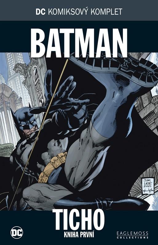 Batman:Ticho č.1