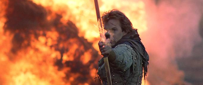 Robin Hood Kral zbojniku