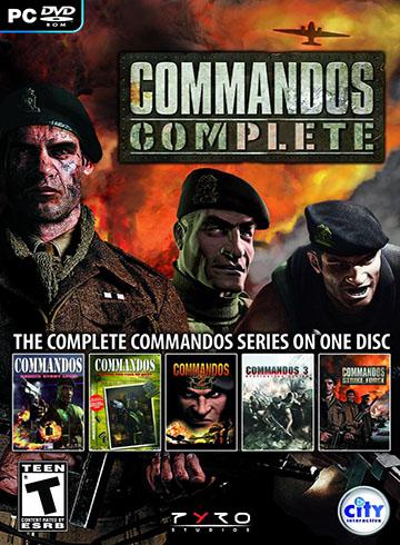 Commandos Saga