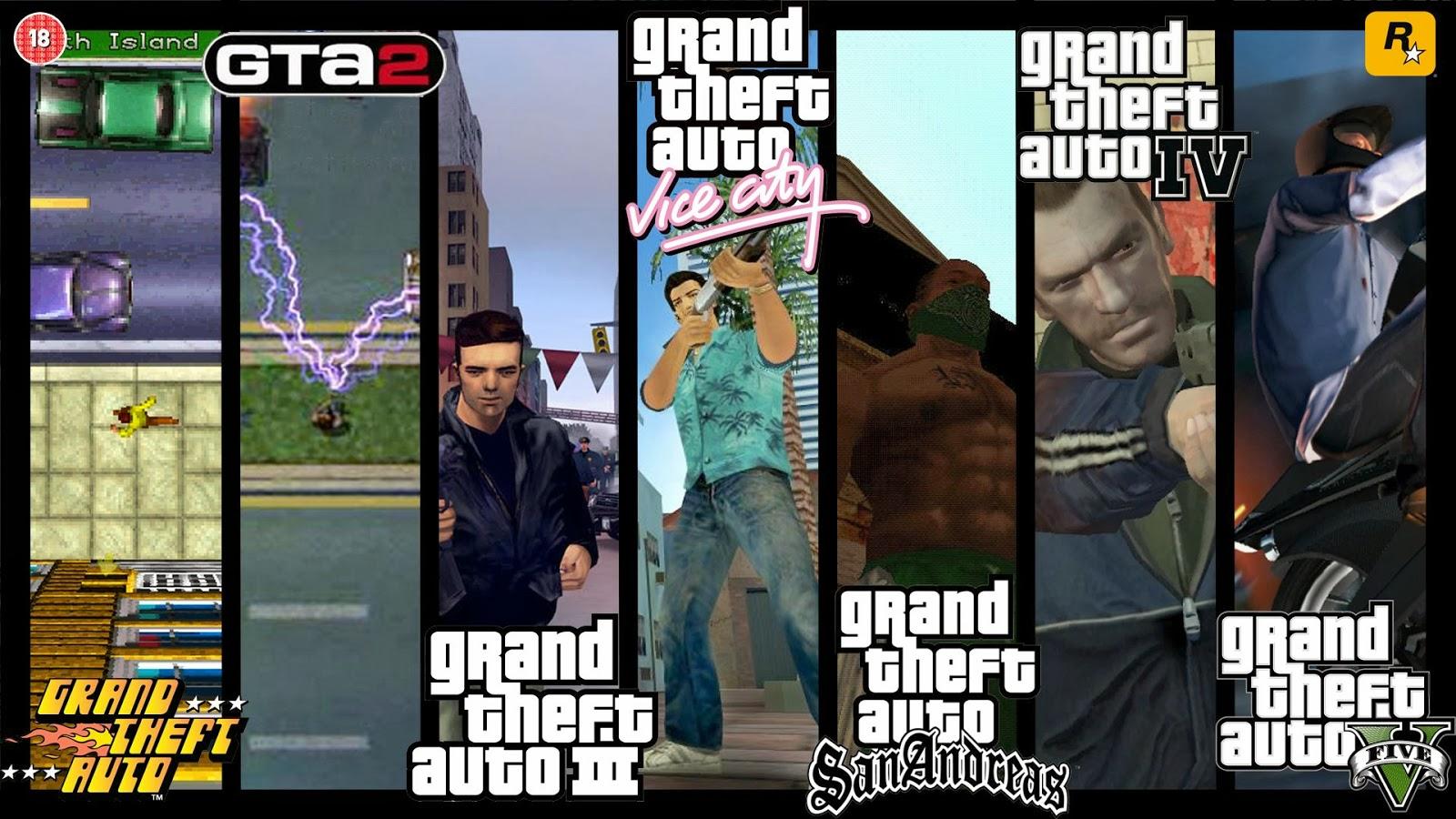 GTA Saga