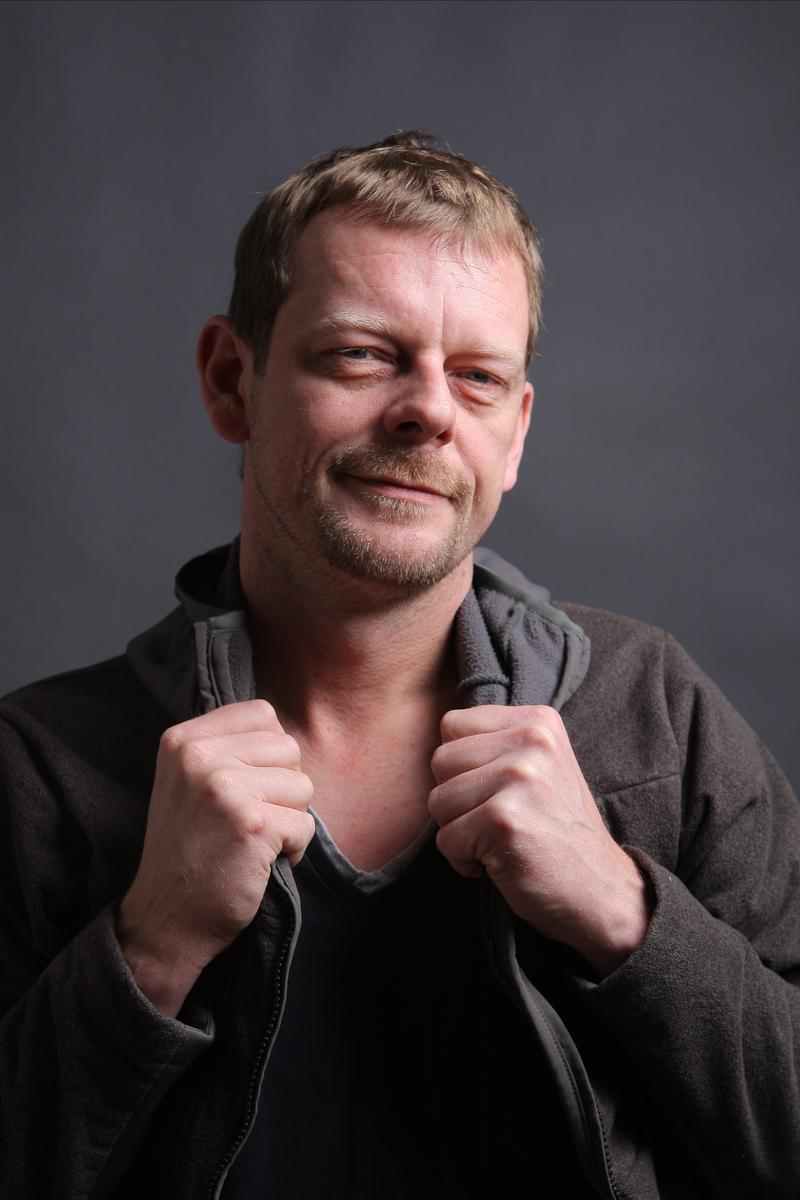 Martin Stránský (aka Hugh Laurie)