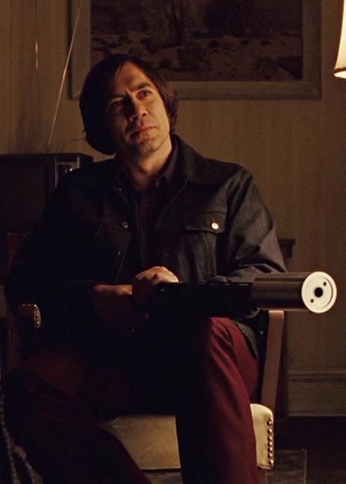 Anton Chigurh - Javier Bardem - No Country for old men (2007)