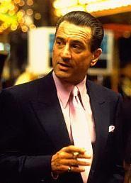 "Sam ""Ace"" Rothstein - Robert De Niro - Kasíno (1995)"