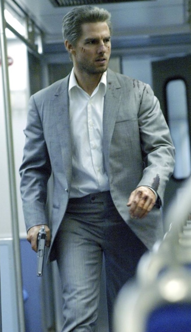 Vincent - Tom Cruise - Collateral (2004)