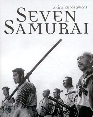 7 samurajů