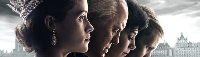 The Crown (2016) - Přísně realistické charakterové drama, které exceluje ve všech aspektech, od hereckých výkonů až po výpravu. Geniální náhled do atmosféry zákulisí britské monarchie.