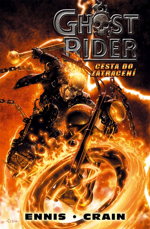 Ghost Rider Cesta do zatracení