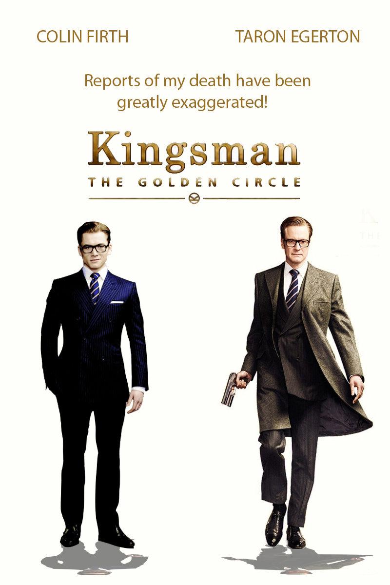 Kinsgman: Zlatý kruh