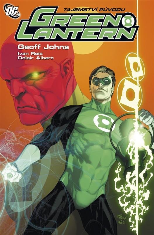 Green Lantern Tajemství původu