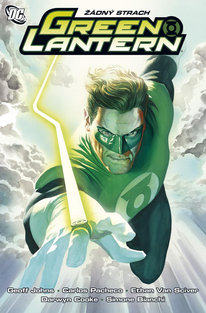 Green Lantern Žádný strach