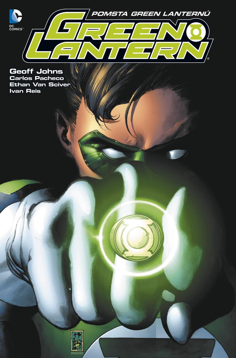 Green Lantern Pomsta Green lanternů