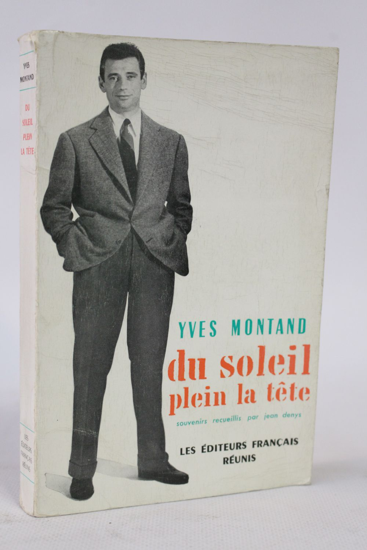 Yves Montand: Hlava plná slunce